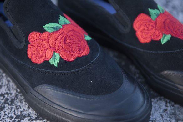 Na-Kel Smith x adidas Skateboarding Matchcourt Slip-On