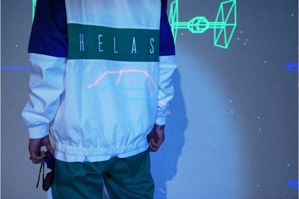"Hélas ""Astroturbo"" Spring 2017 Lookbook"