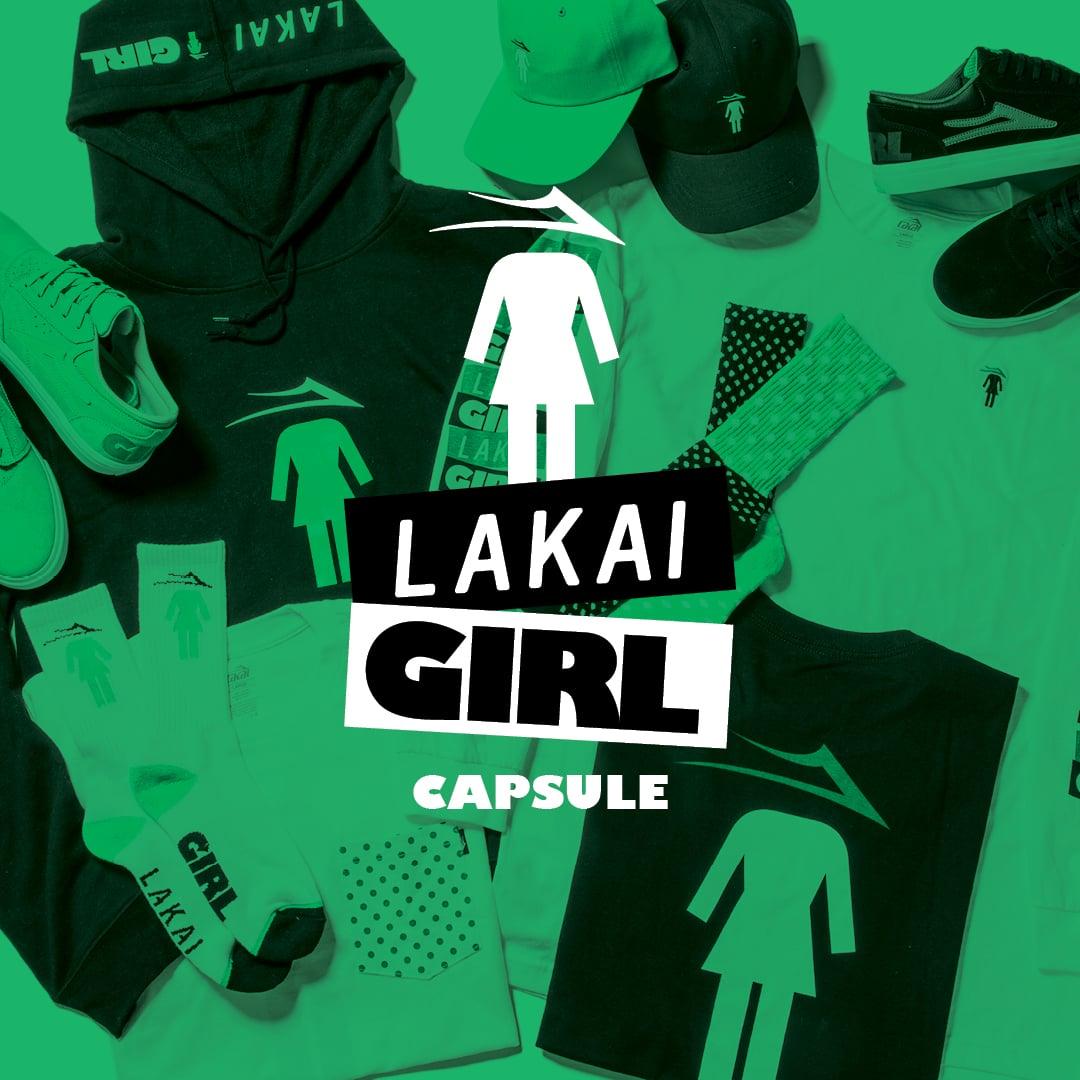 Lakai x Girl Skateboards Capsule