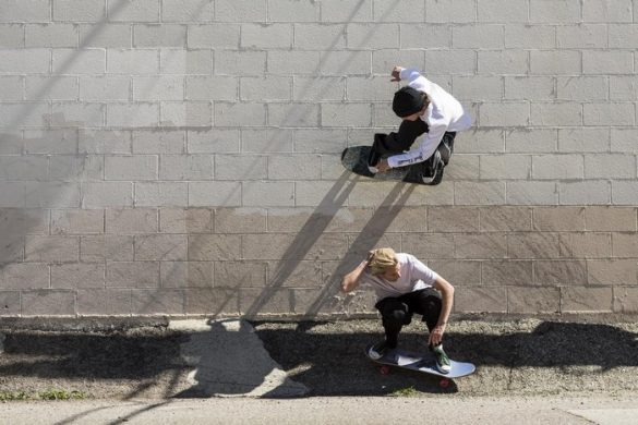 "Converse CONS x Polar Skate Co – ""LA Days"""