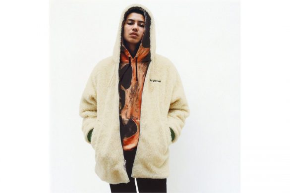 Supreme Fall/Winter 2017 Lookbook