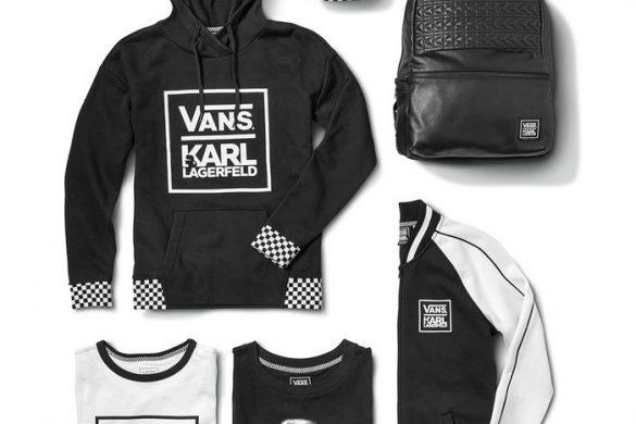 Vans x Karl Lagerfeld