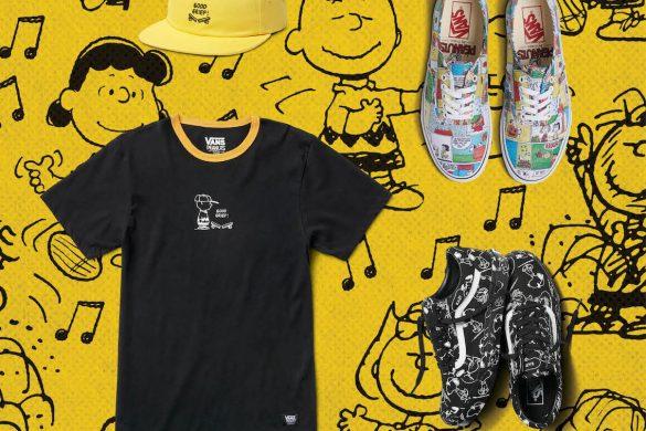 Ostatni drop z serii Vans x Peanuts