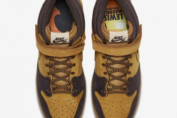 Lewis Marnell forever – limitowane Dunki od Nike SB