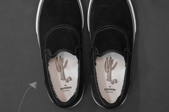 Emerica Wino G6 Slip-On by Jon Dickson
