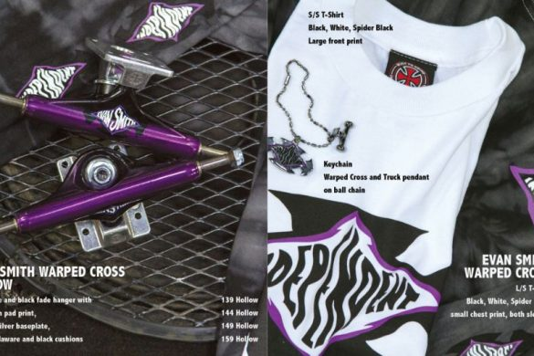 Independent Trucks katalog wiosna 2018