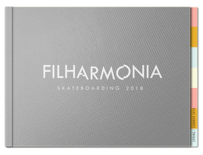 Filharmonia 2018 / katalog