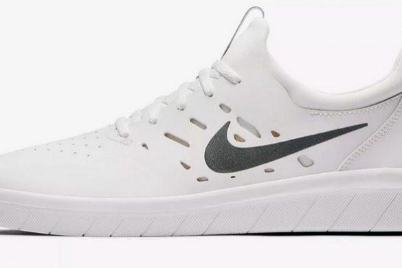 Nyjah Huston prezentuje swój pierwszy promodel w Nike SB