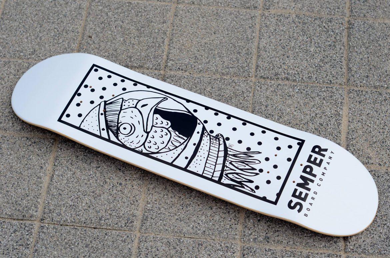 Semper Board wiosna 2018