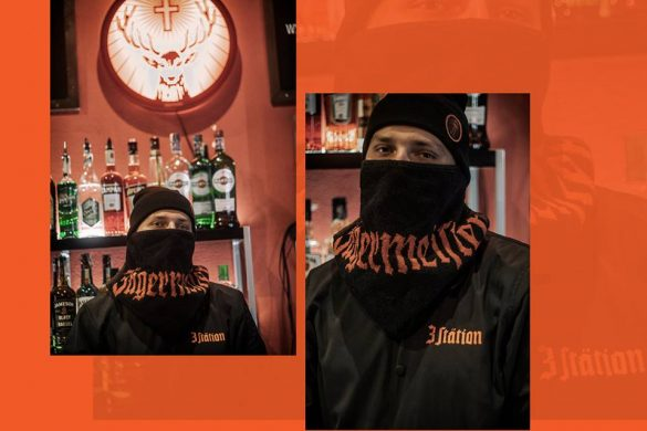 "3Station – ""Jager Inspiration"" Fall Winter 2018"