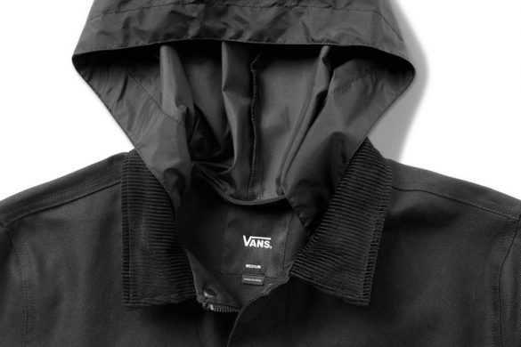 Vans Drill Chore Coat WN1 – ulubiona kurtka Gilberta Crockett'a