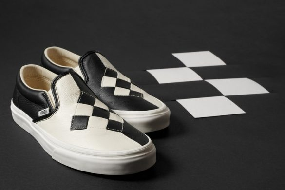 Vans Woven Checkerboard Pack
