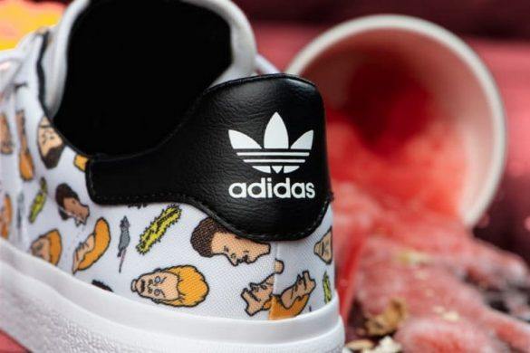 adidas Skateboarding x Beavis and Butt-head