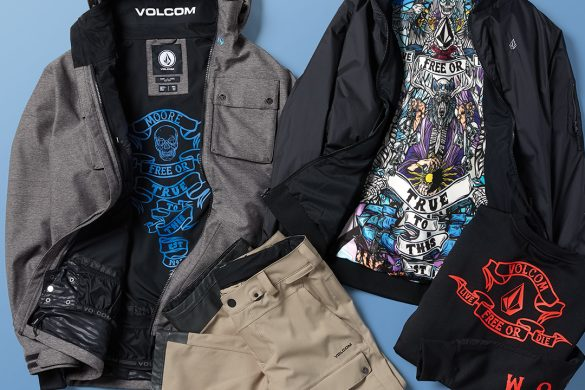Volcom Pat Moore 2020 Collection