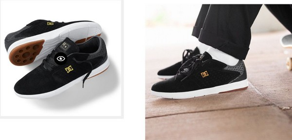 DC SHOES: THE NEW JACK S by Felipe Gustavo