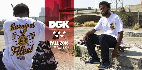 DGK – Fall 2016