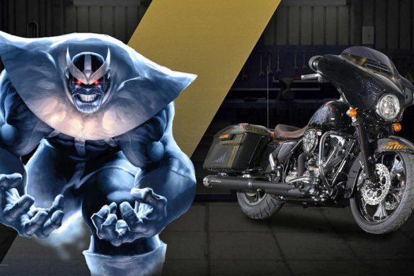 Harley-Davidson x Marvel