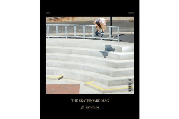 The Skateboard Mag Issue 152