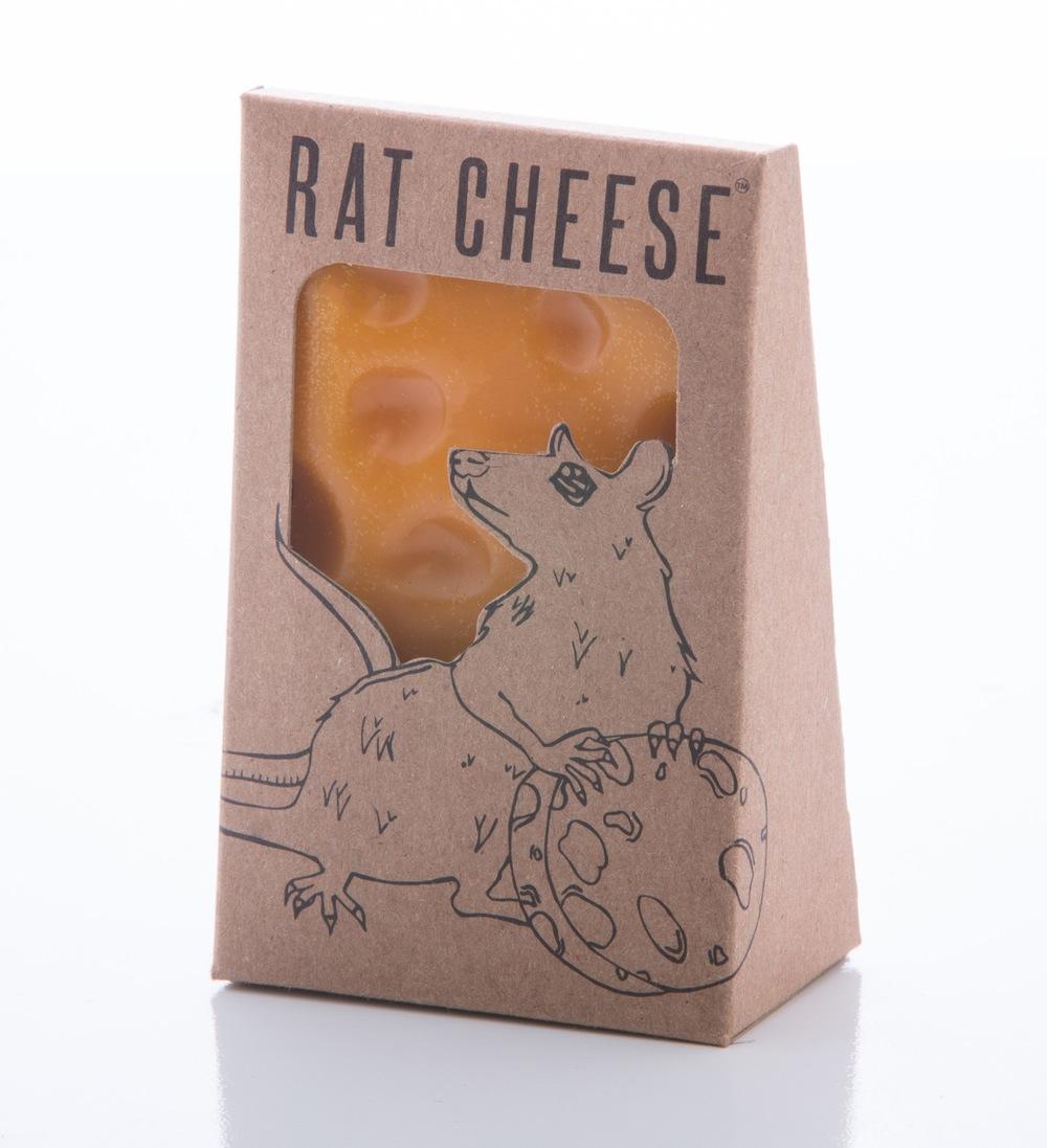 Rat Cheese Gourmet Wax