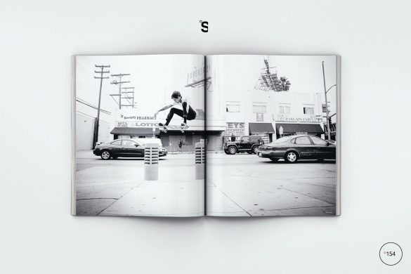 The Skateboard Mag Issue #154