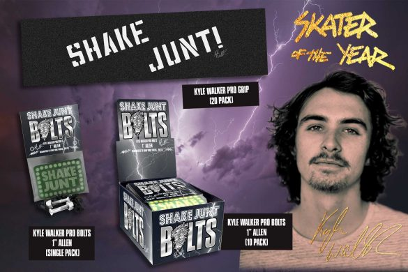 Shake Junt Spring 2017