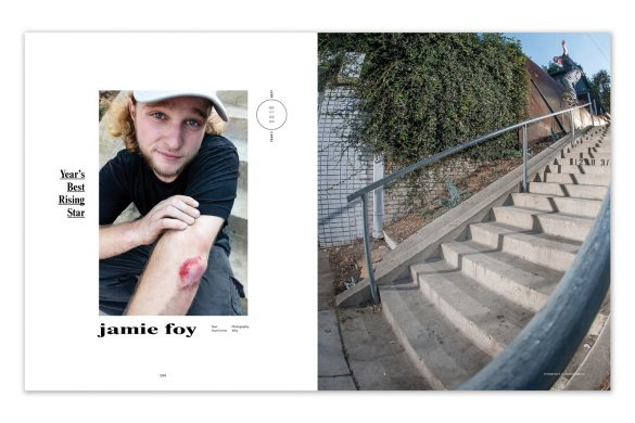 The Skateboard Mag Issue #156