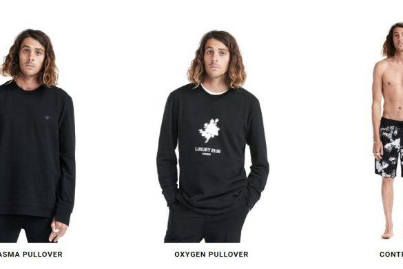 Former – nowy brand odzieżowy, przy którym palce maczał Austyn Gillette