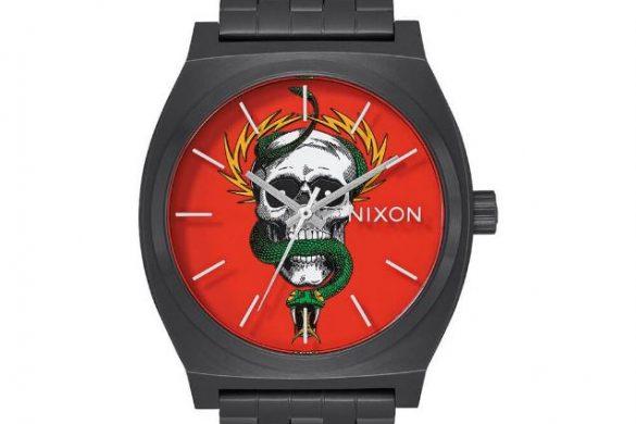 Nixon x Powell Peralta x Bones Brigade