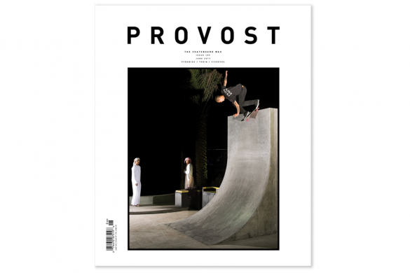 THE SKATEBOARD MAG ISSUE #159