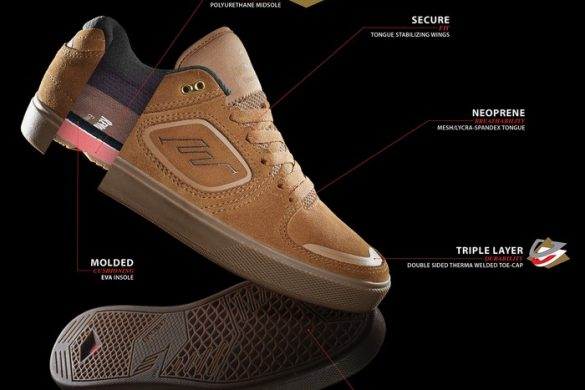 Andrew Reynolds wraca do korzeni – Emerica Reynolds G6