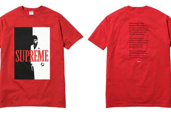 Supreme & Scarface