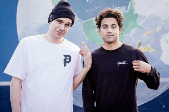Wade Desarmo przechodzi do Primitive Skateboards