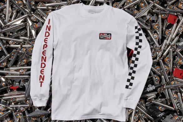 Independent x Vans