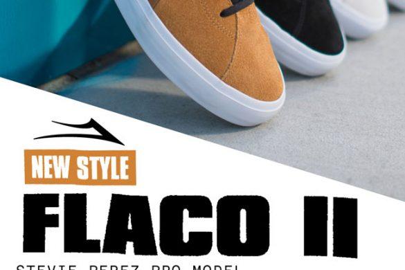 Lakai Flaco II – Stevie Perez promodel