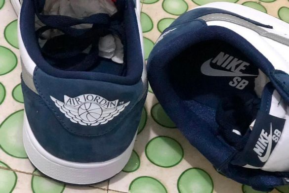 Nike SB / Eric Koston x Air Jordan