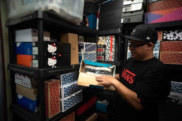 Wafflehead – gdy zajawa na Vans wymyka się spod kontroli