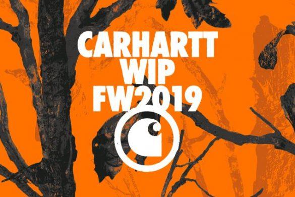 Carhartt WIP Fall/Winter 2019