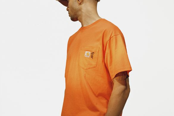 Carhartt WIP x FORTY PERCENT AGAINST RIGHTS