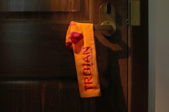 HUF x Trojan Condoms