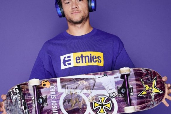 Chris Joslin x Skullcandy