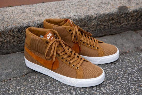 OSKi x Nike SB – Orange Label