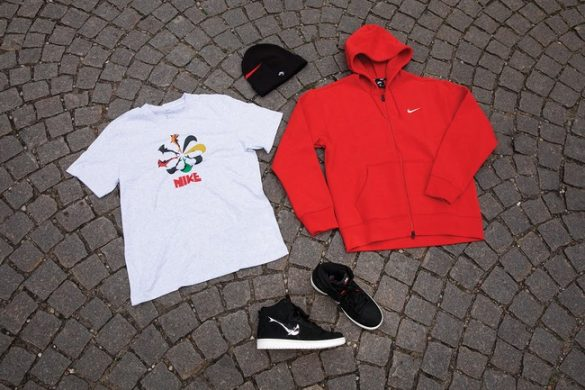 OSKi x Nike SB – Orange Label