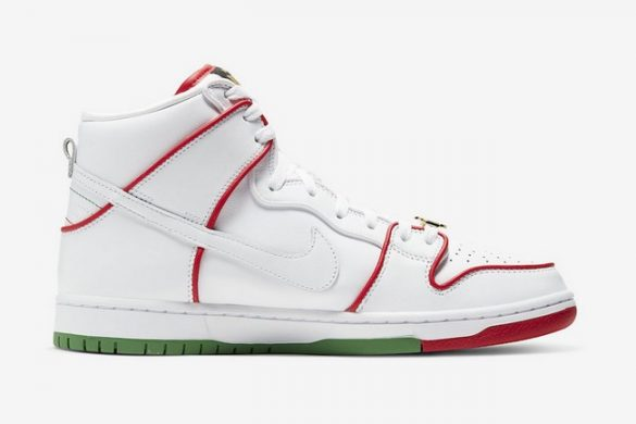 Nike SB – Paul Rodriguez x Mexican Boxing Dunk High