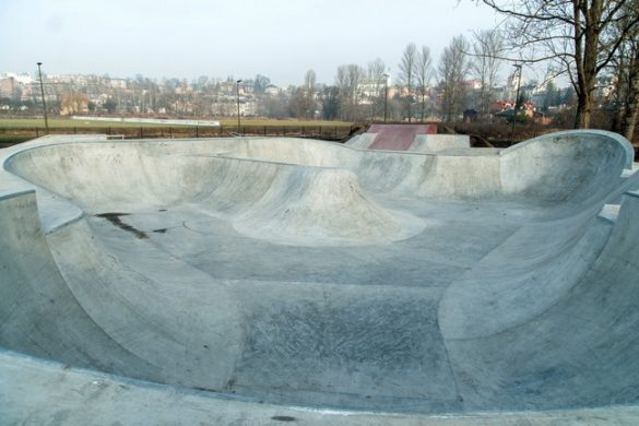 Nowy skatepark w Lublinie – otwarcie już w lutym