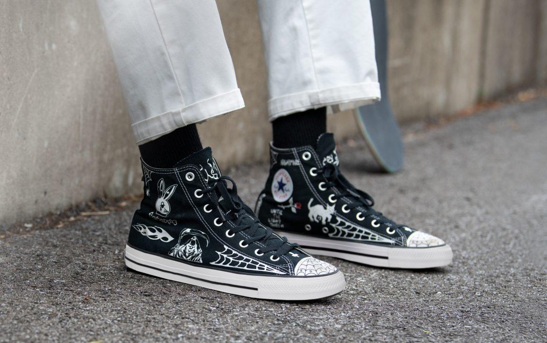 Andy Warhol x Converse Skateaffair