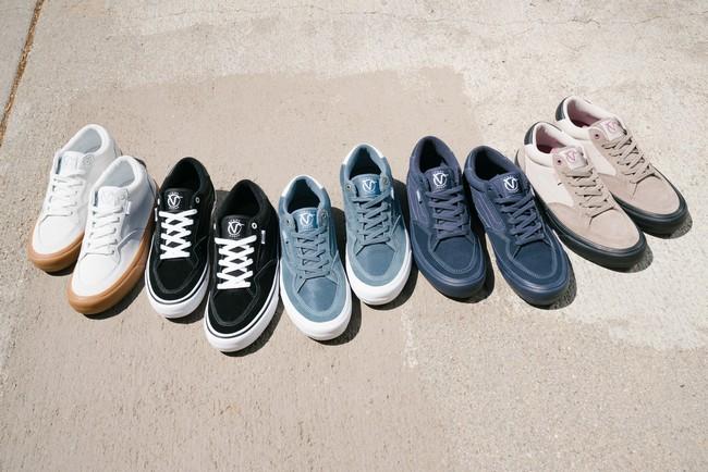 Alexander Lee Chang x Vans x Boa System Skateaffair
