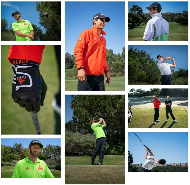 adidas Golf x Palace