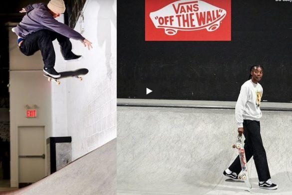 Vans Skate Space 198