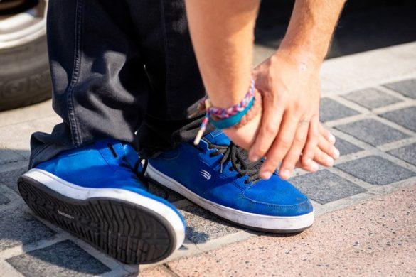 Chris Joslin otrzymuje drugi promodel buta w Etnies