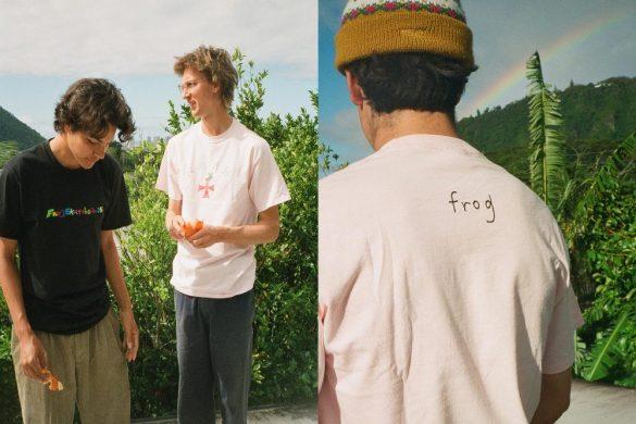 NOAH x Frog Skateboards